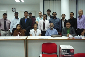 PMP batch at Qatar !